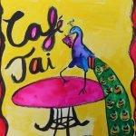 Café Jai Artwork