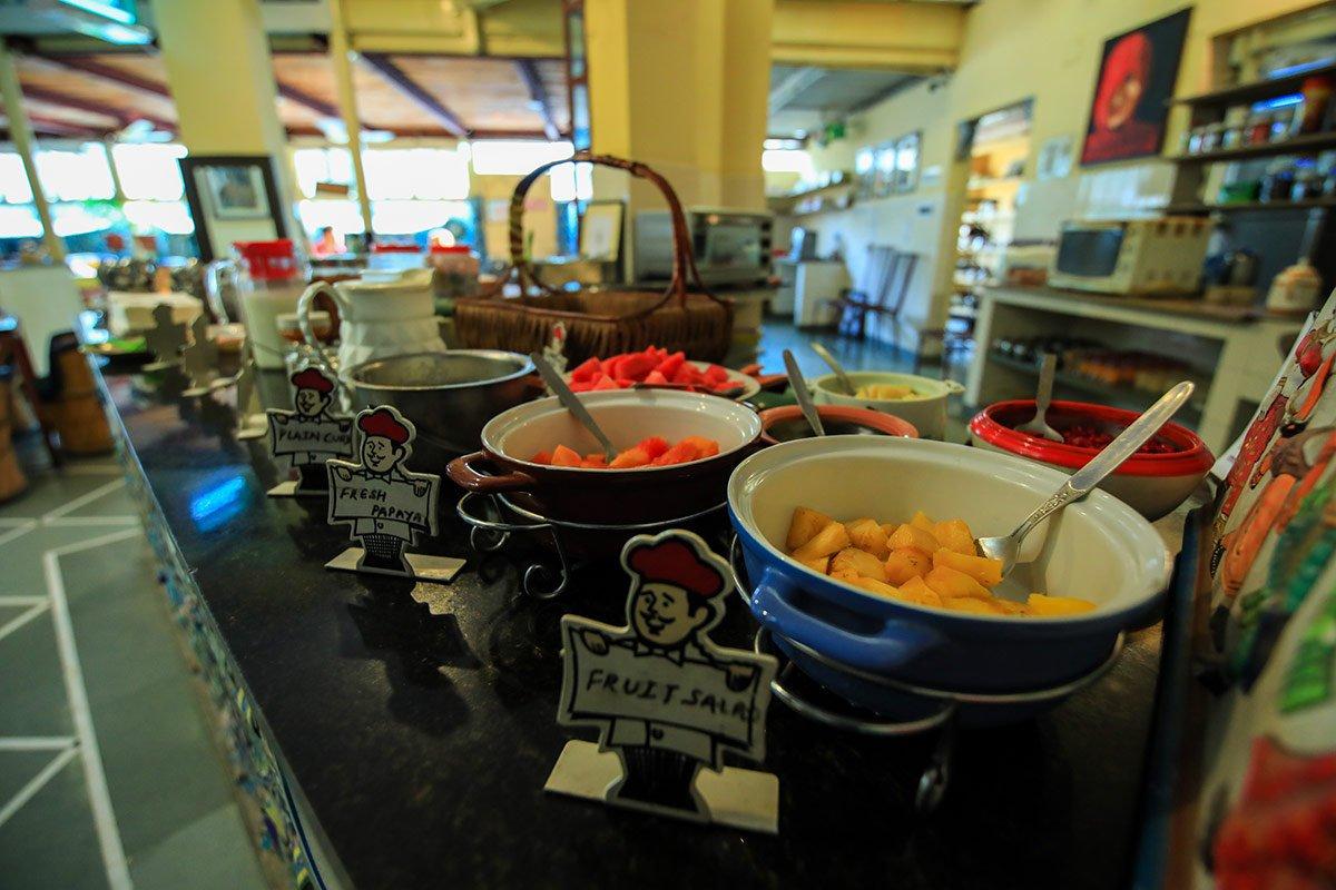 Buffet Meals @ Café Jai